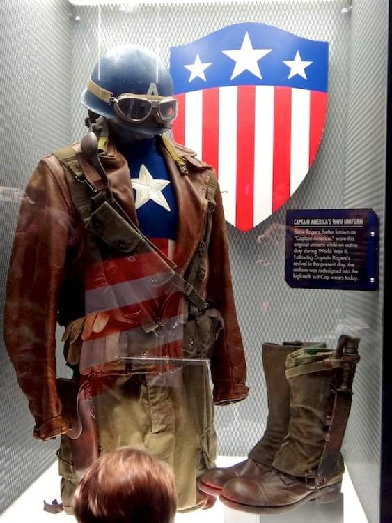 CAPTAIN AMERICA The Living Legend and Symbol of Courage 6