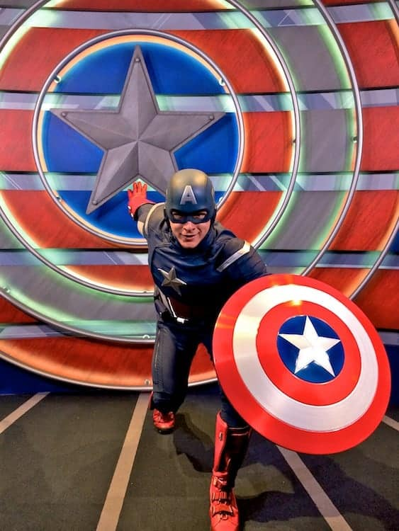 CAPTAIN AMERICA The Living Legend and Symbol of Courage 8