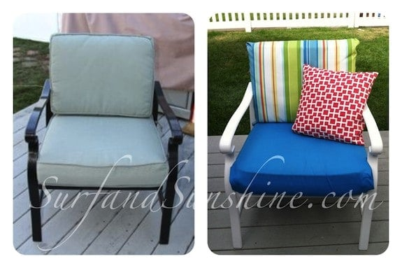 chair before after