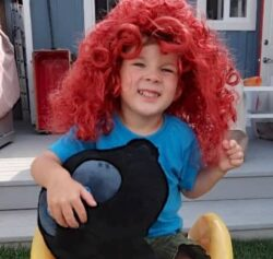 Brave Merida: This Year's Hottest Halloween Costume For Girls