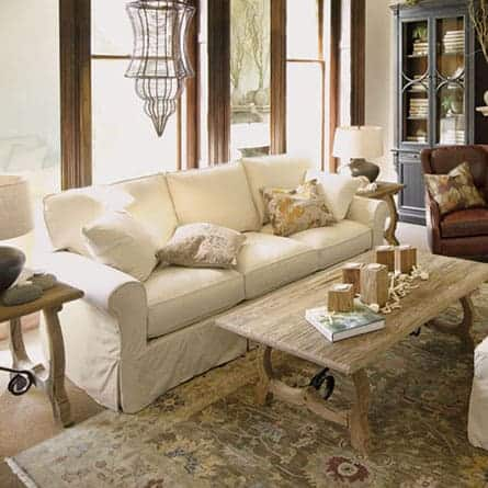 The Ultimate Beach Cottage Living Room