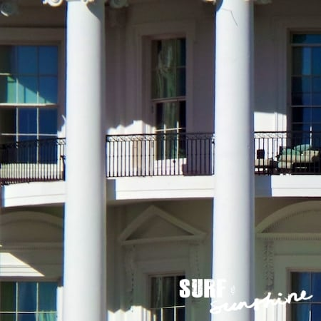 I Saw a White House Ghost. Was it the Lincoln Ghost?