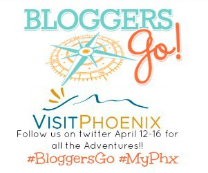 Our First Bloggers Go Adventure Begins in Phoenix