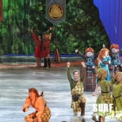 Merida Steals The Show With Disney On Ice Rockin' Ever After