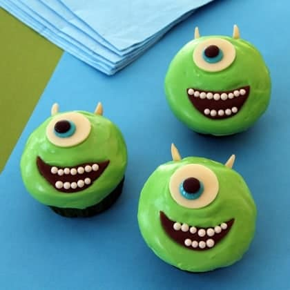 How to Throw a Scary Good Monsters Inc. Party