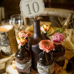 11 Inspirations For A Chic DIY Rustic Wedding