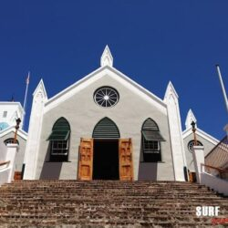 A Visit to Their Majesties' Chappell, St. Peter's Church in Bermuda