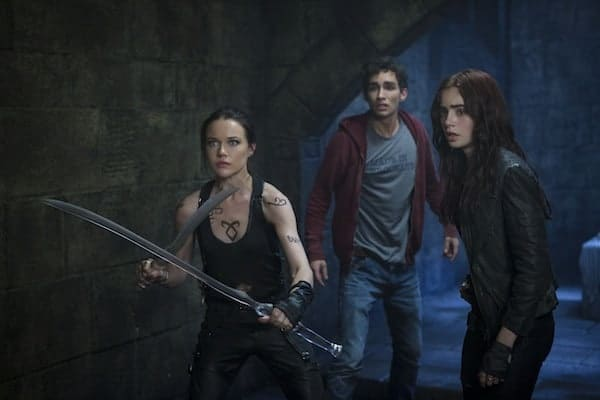 THE MORTAL INSTRUMENTS: CITY OF BONES movie review