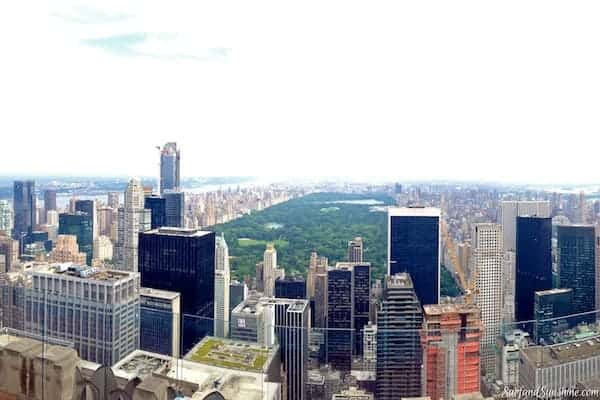 view of nyc from top of the rock (1)