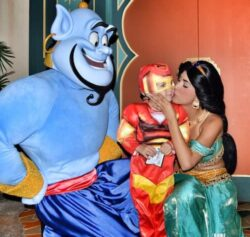 A Magical Night at Walt Disney World's Mickeys Not So Scary Halloween Party