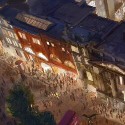 The Wizarding World of Harry Potter's Diagon Alley
