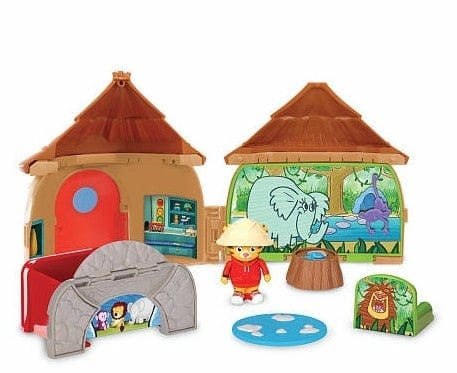 Daniel Tiger and Friends Playset