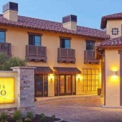 Hotel Abrego Monterey: American Craftsman Style and Elegance