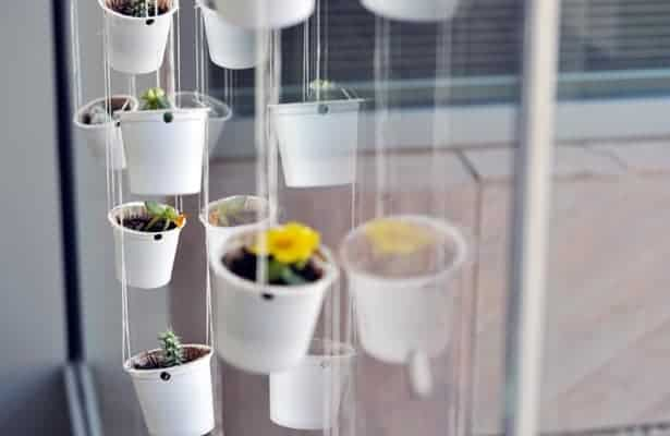 Kcup planters