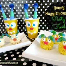 How to Have A RAWRSOME Henry Hugglemonster Party