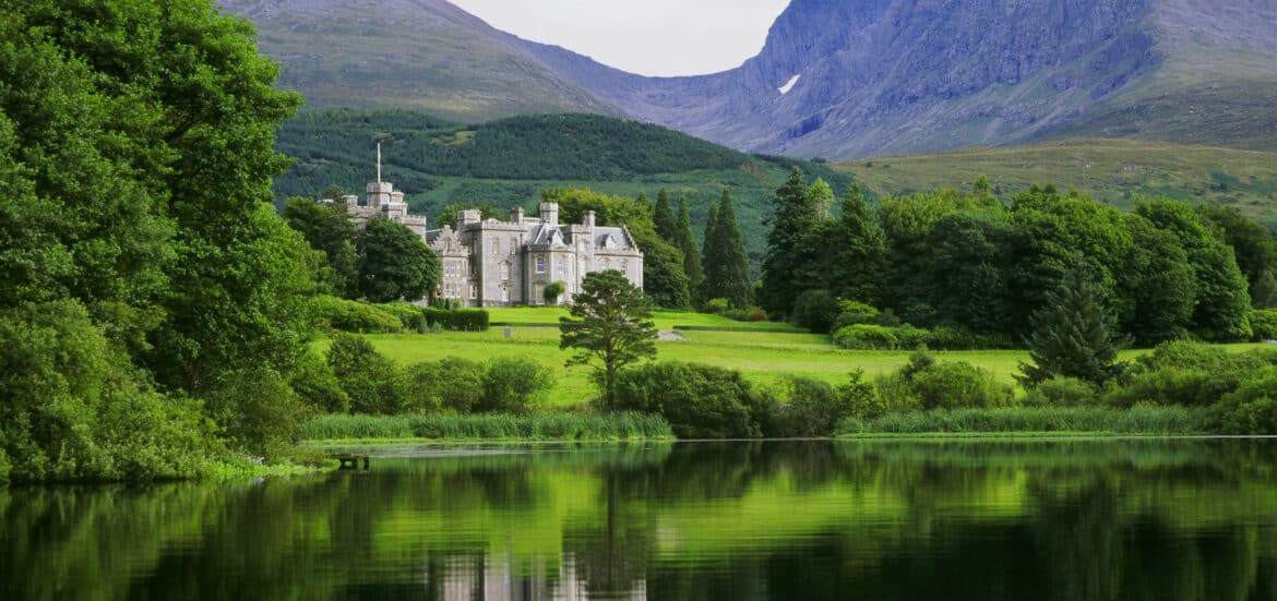 inverlochy castle you can stay in