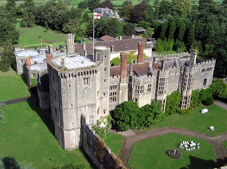 thornbury castle you can stay in