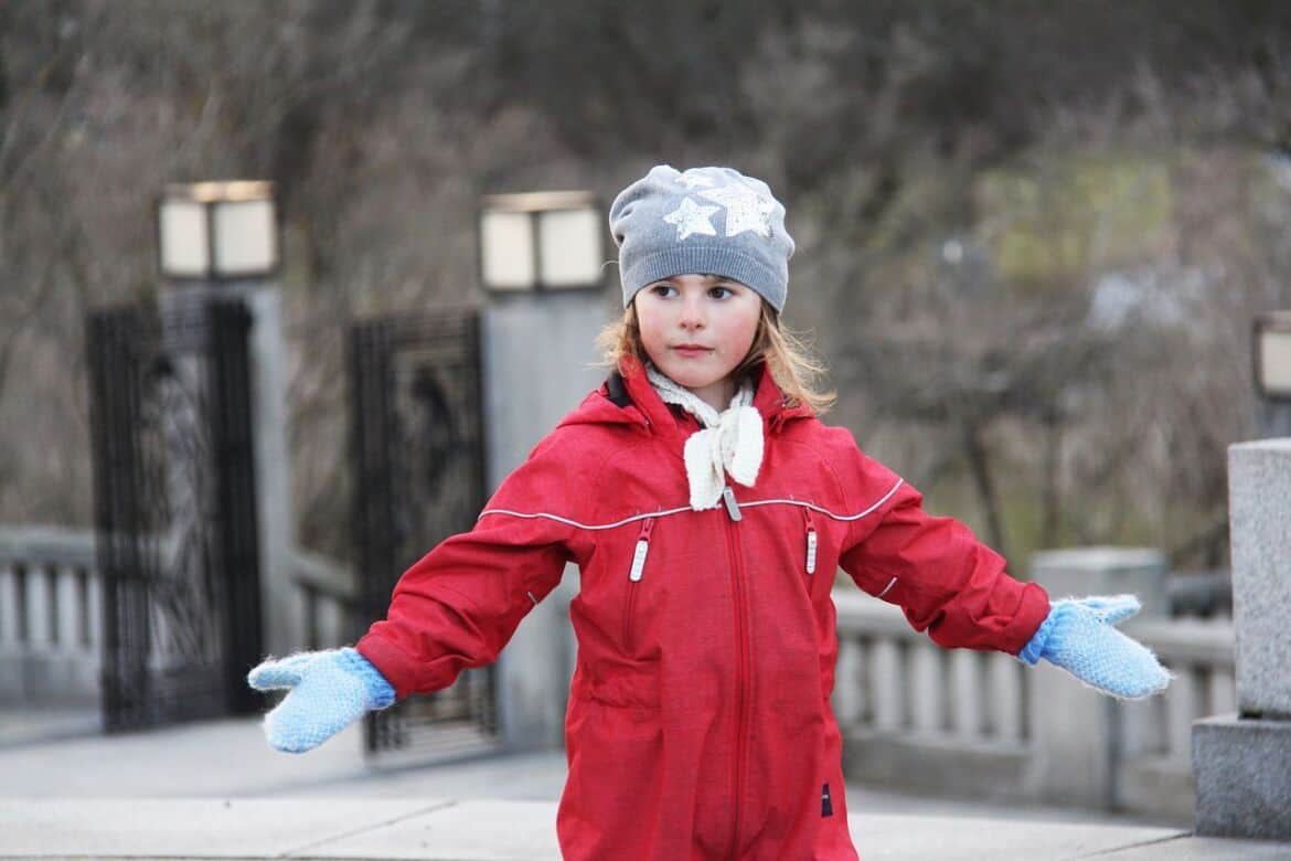 child in oslo norway