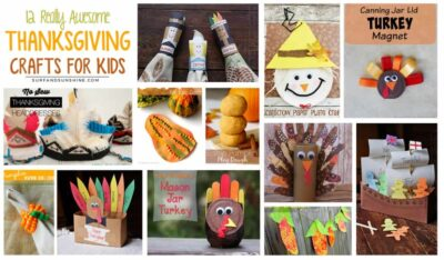 thanksgiving crafts for kids twitter