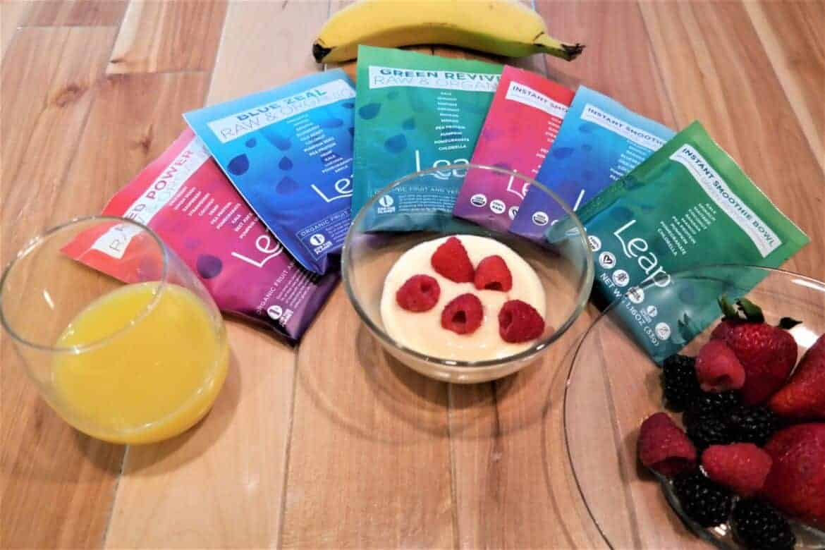 LEAP instant smoothie