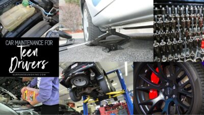 car maintenance tips for teens drivers twitter