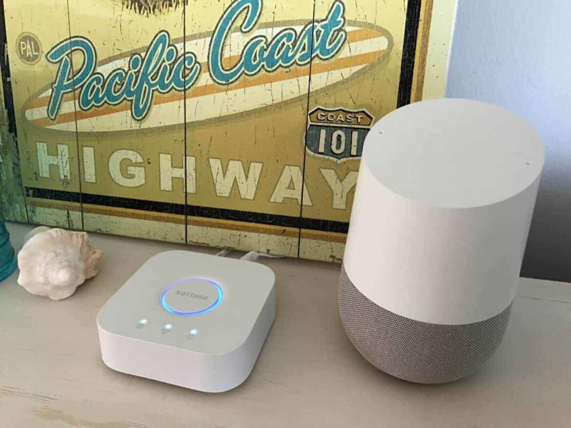 Google Connected Home