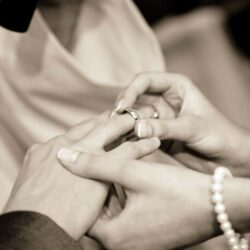 Turning a Cancer Diagnosis Into a Wedding For a Cause