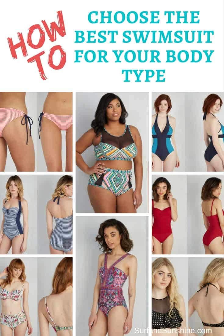 How to find the best swimsuit for your body type