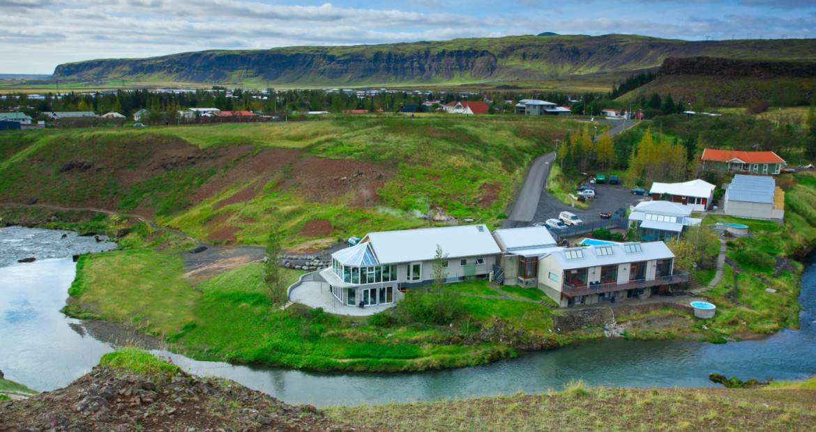 hotels in iceland Frost and Fire Hotel