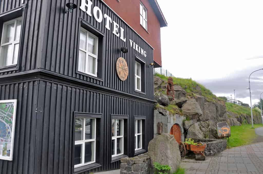unique places to stay in iceland viking hotel
