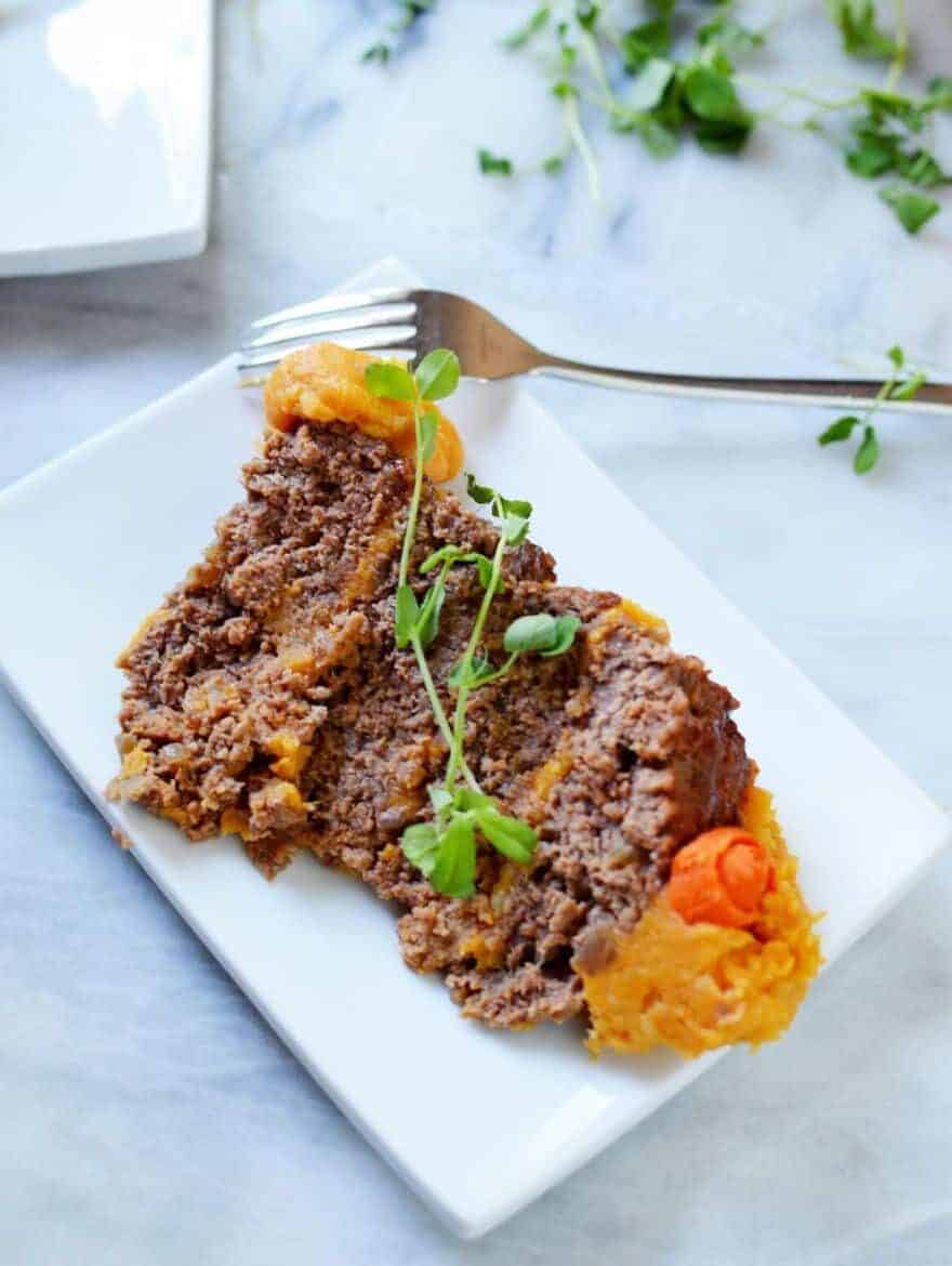 meatloaf cake recipe with sweet potato frosting 9 e1625464504961
