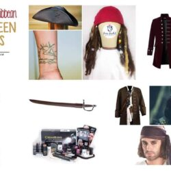 5 DIY Ideas for Pirates of the Caribbean Costumes