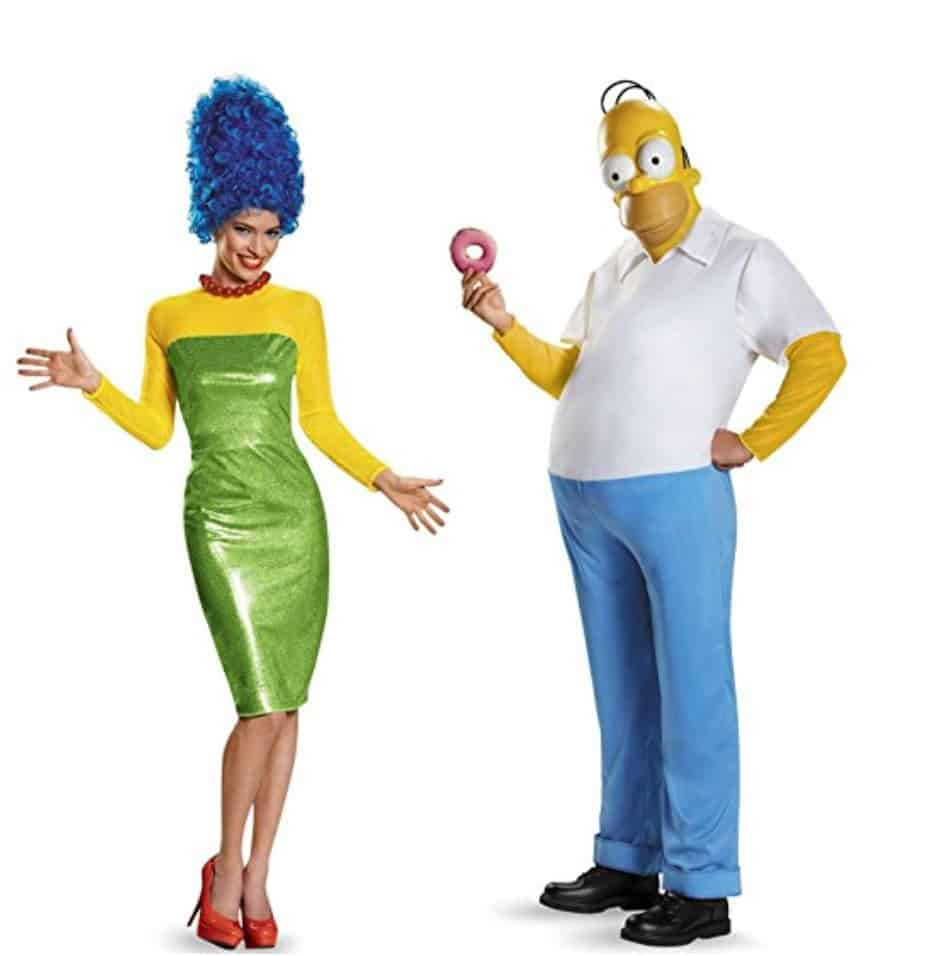 Couples Costumes Ideas