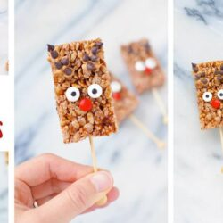 Perfect for the Holidays: Quick and Easy to Make Reindeer Treat Recipe