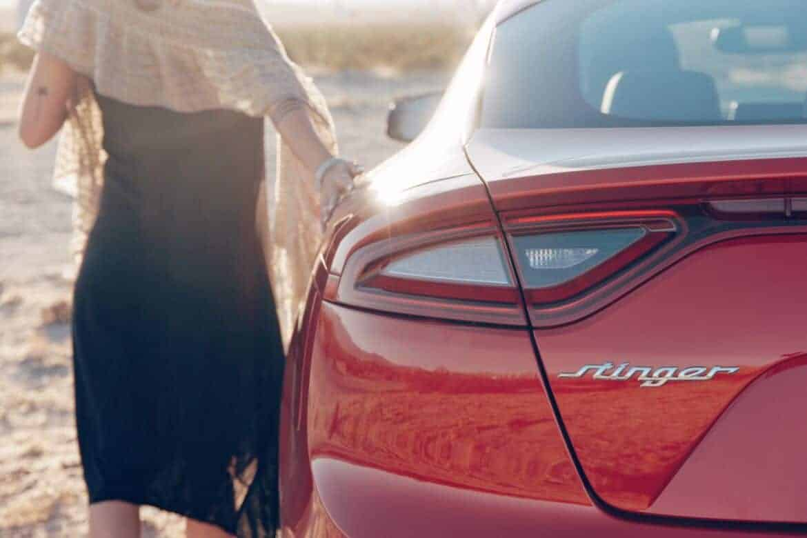 2018 Kia Stinger GT - 2018 north american car of the year