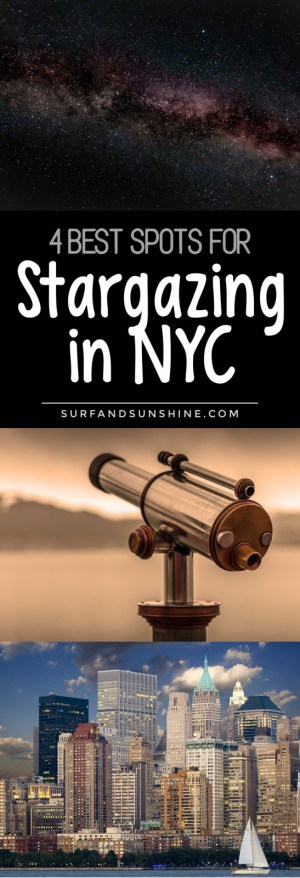 stargazing in nyc with kids