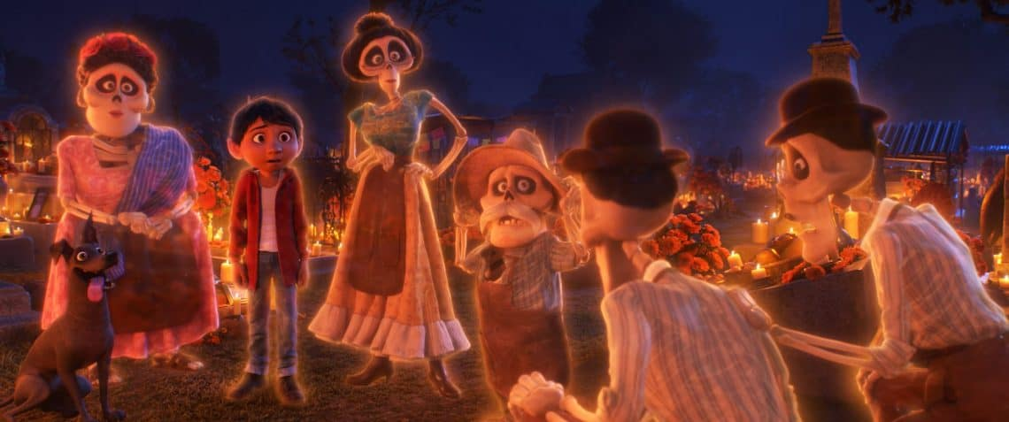 Coco Day of the Dead