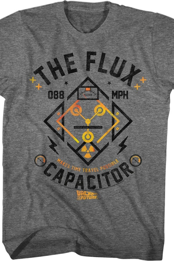 Funny 80s T Shirts Back to the Future