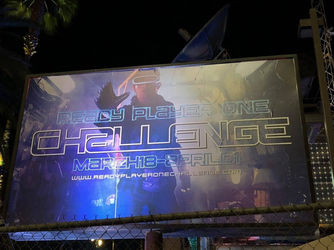 ready player one challenge