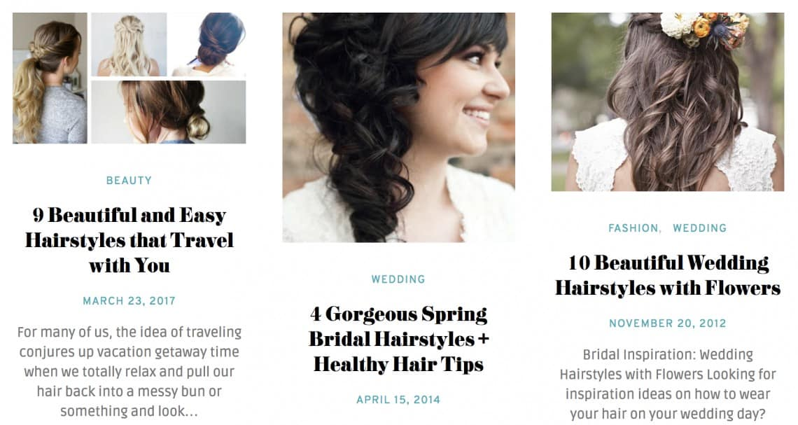 Spring Hair Care Tips