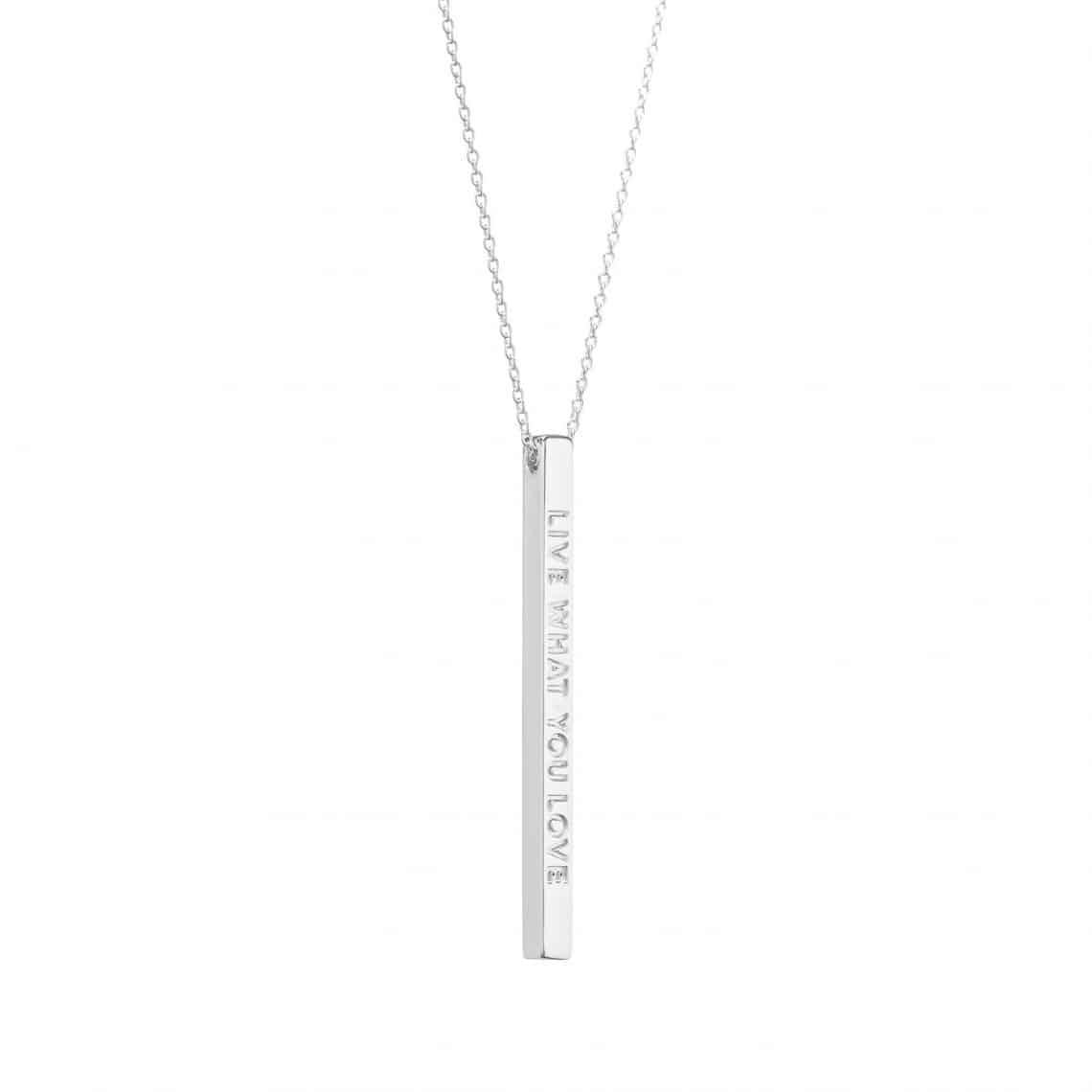 necklaces live what you love 1