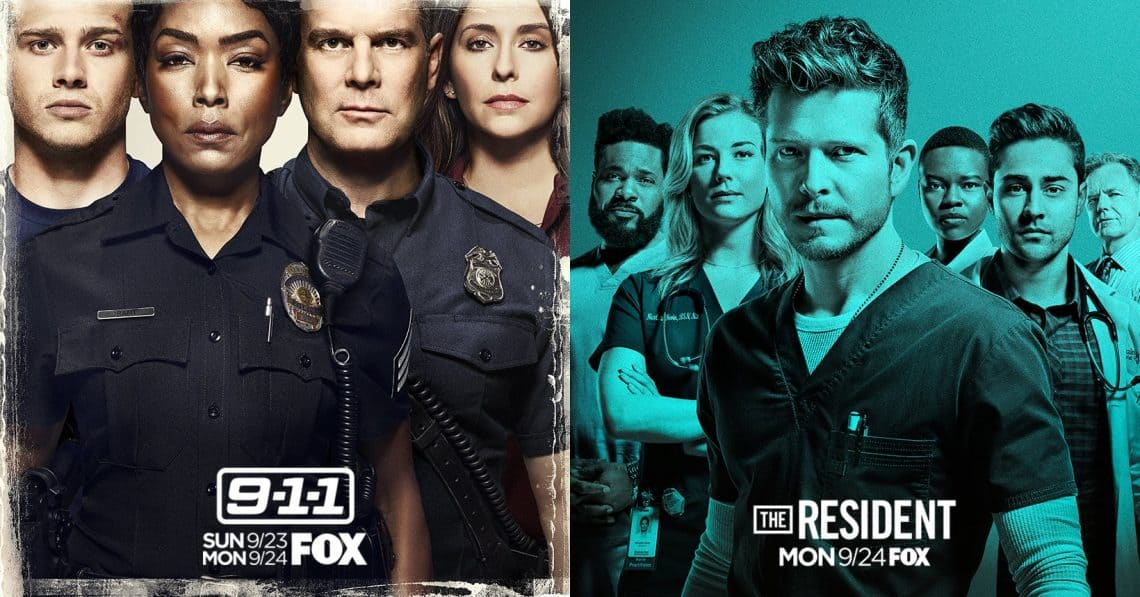 fox 911 and resident