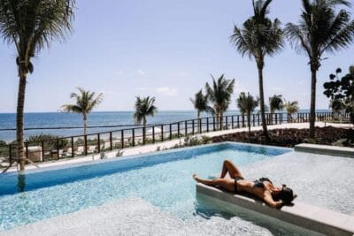 The Haven Riviera Cancun swim out pool suite 2