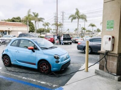 free electric vehicle charging