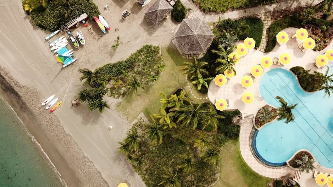 four seasons nevis warm places to travel to in december
