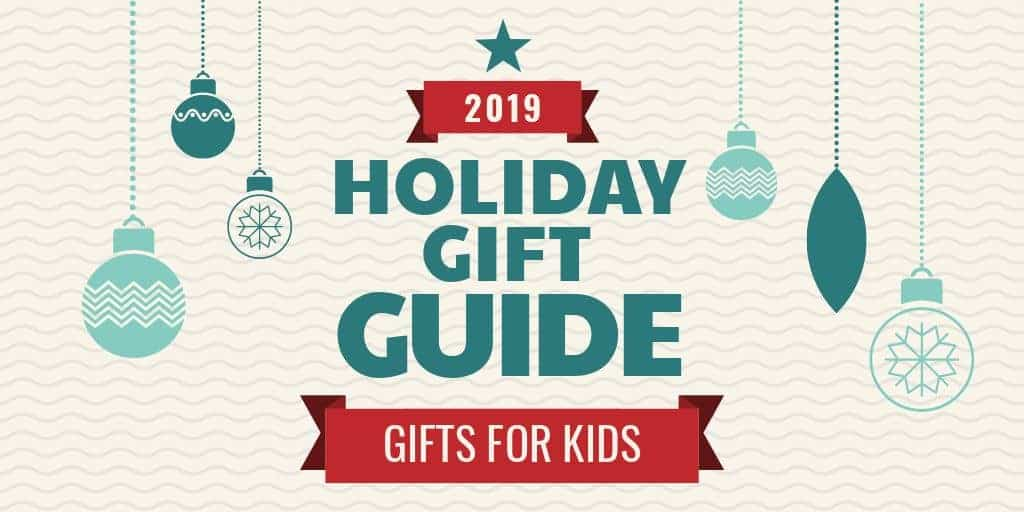 2019 Holiday Gift Guide gifts for kids twitter image