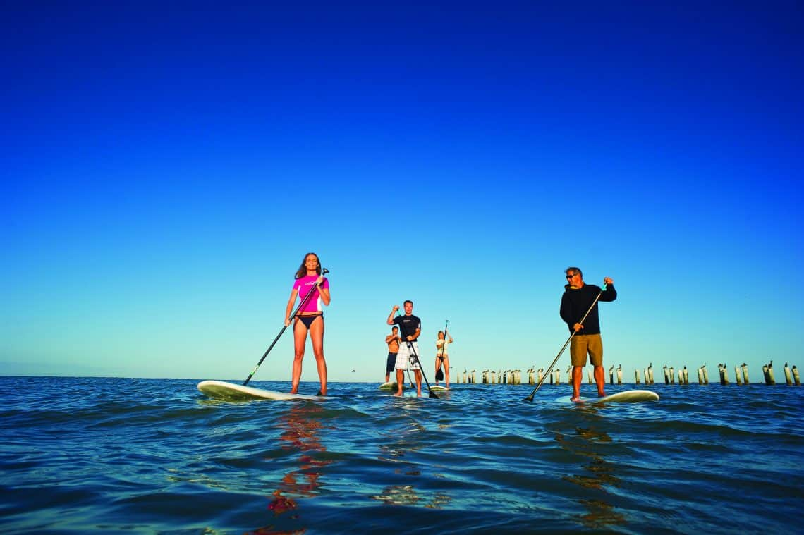 florida stand up paddle boarding