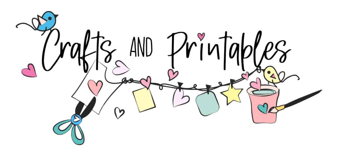 crafts and printables logo