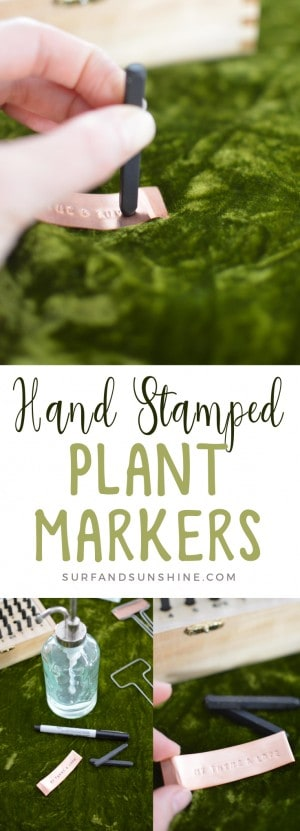 NEW Hand Stamped DIY Metal Plant Markers pinterest 1 300x1141 1