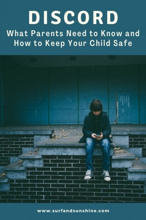 discord parents guide how to keep your child safe